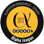 logo alpha league 2013