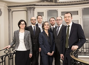 The European fund management team